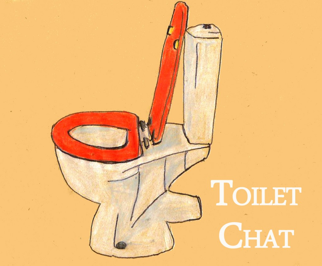 toilet chat