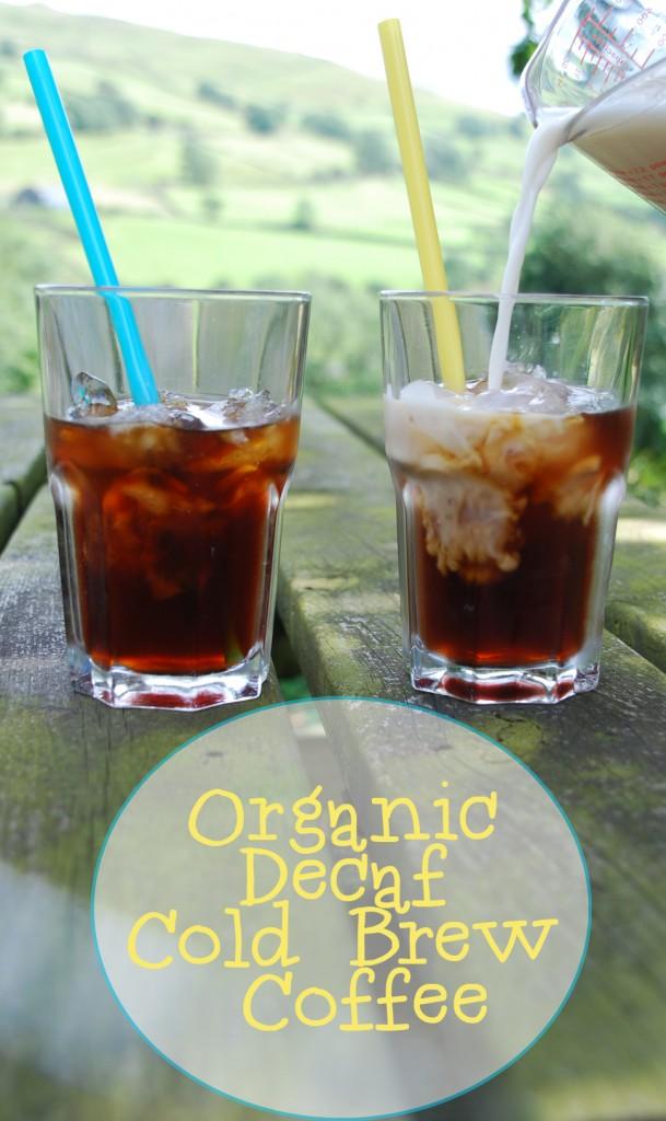 cold brew coffee small