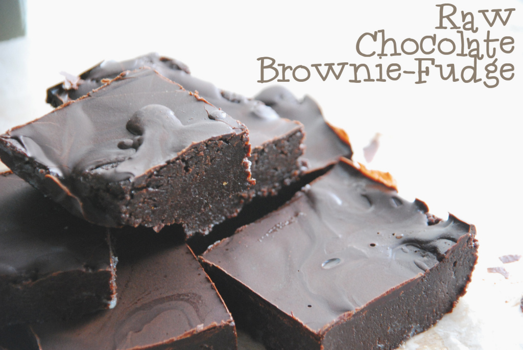brownie fudge