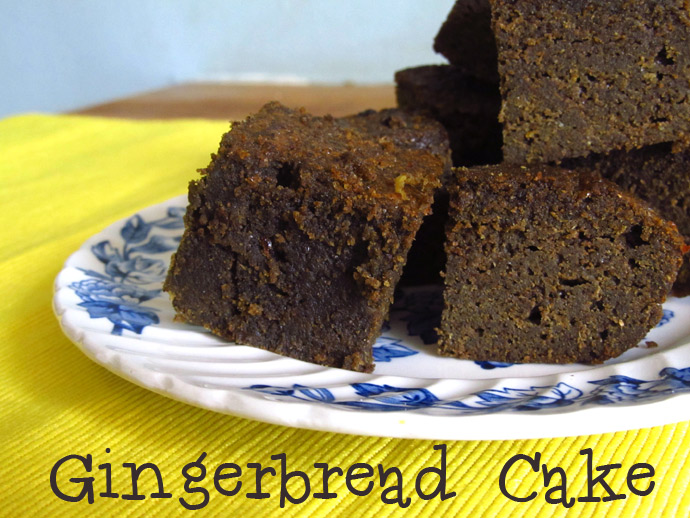 ginger-bread-cake