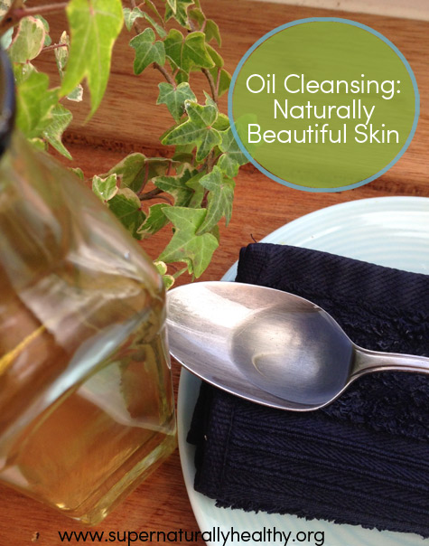 oil-cleansing