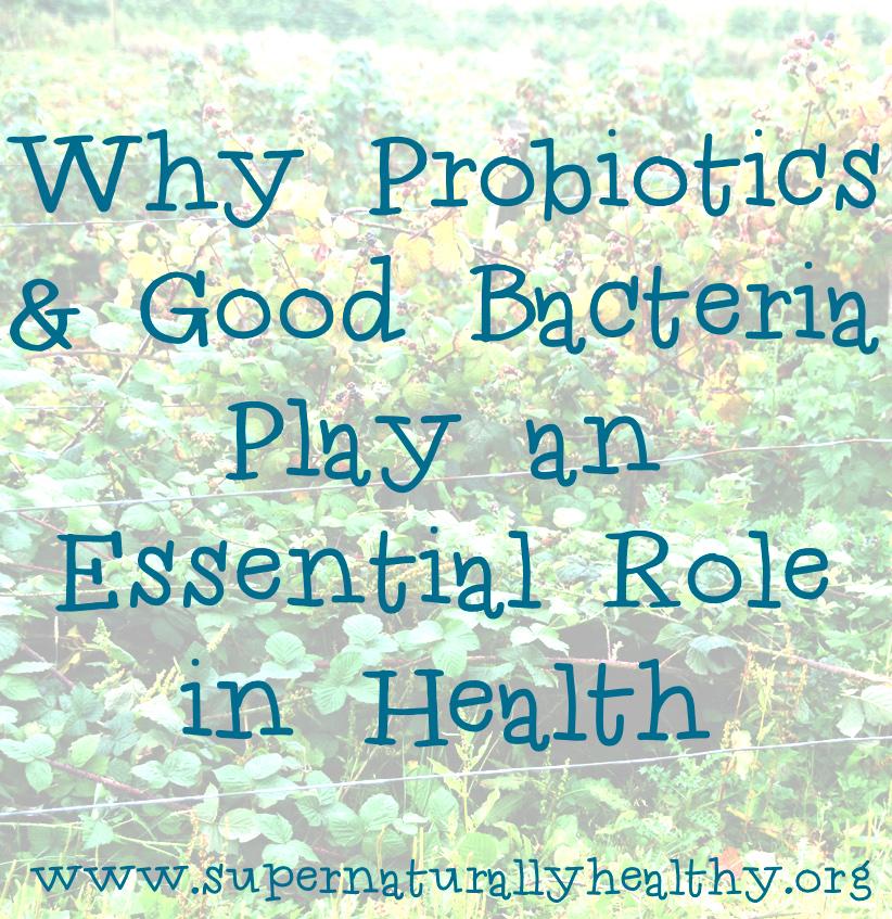 why probtiocs