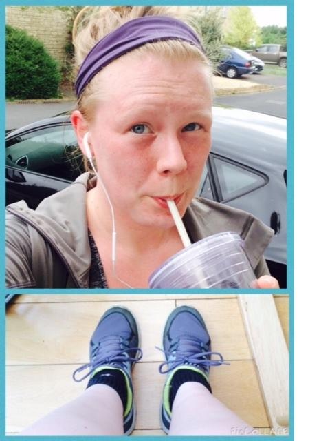 I went Running!!
