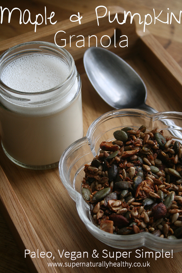 maple-and-cinnamon-granola